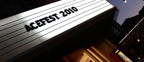 ACEFEST at Tribeca Cinemas in New York City